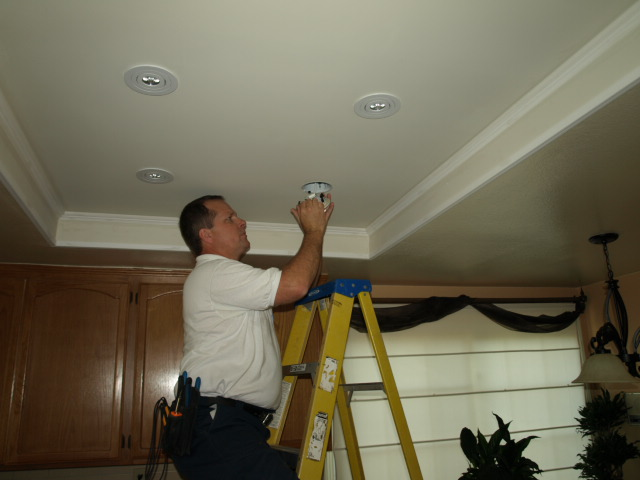 Conejo Valley Lighting Recessed Lighting Installation