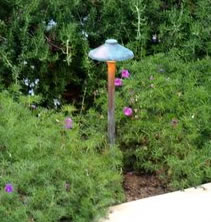 Conejo Valley Lighting Landscape Lighting Mushroom Light