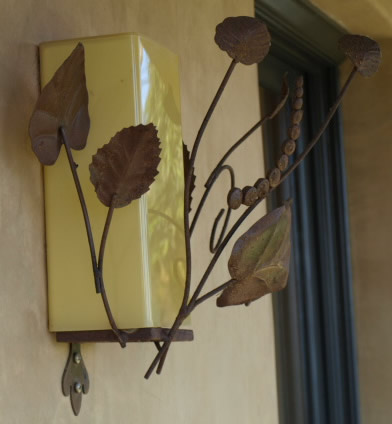 Conejo Valley Lighting Decorative Sconce